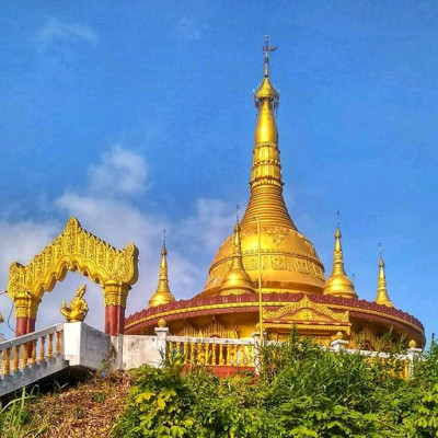 Places of interest in Bangladesh. Mahasukh Temple. Golden Temple is famous for its golden color. It is located on the top of a high hill in Balaghata area of ​​Bandarban, a hill district of Bangladesh. Every full moon night thousands of earthen lamps are lit here. Hindu heritage place. Here they pray to God morning and evening for deliverance from their sins. It looks like gold so everyone goes to see it and it is unprecedented to see. Trying to learn about its wonderful things. Hundreds of people visit this temple every day to see the dust of God and their feet come to this temple and they can live happily in peace. The tradition of this temple is that this temple is made of pure gold and is restrained to attract everyone.