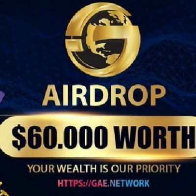 ➡️ Gae Network Airdrop ⬅️  Reward : $10 of Gae Token  🔹First Create account here : http://gae.network/games.php?ref=12423 🔹Then submit your data here : https://t.me/GaeAirdrop_bot 🔸Complete all task  Done