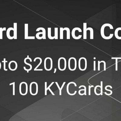 ➡️ KYCard Airdrop ⬅️  Reward Pool : $20k TRX + 100 KYCard  Link : https://20k-contest.kyc-crypto.com/index.php?refid=XTU6HA  🔹Click start now 🔹Enter email & tron address 🔹Complete all task  Done  Note : Airdrop end 1 Januari 2021