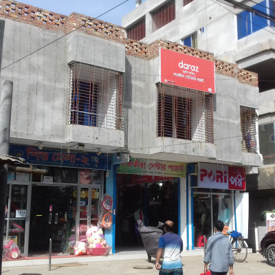 The photo was taken from Satkhira Daraj Order's Smile. Basically, a lot of people travel here every day. Those who do online shopping here come here. It is a big famous place of online shopping where a lot of people travel.  Pictures of the storeA remake of the photo taken in front of Diabetics. Today I can see in front of your eyes a Pajero car parked.That's why I gave the picture to you. I hope everyone will like the picture. I hope it will be good. There is a municipality next to the shop at Center Point Shopping Mall.I hope everyone will like the picture. Everyone stay well. Stay healthy. Look at the road and walk carefully.   The picture has been taken.Good afternoon and keep the fetus healthy for all months