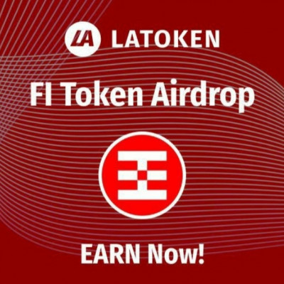 ➡️ iob.fi DAO x Latoken Airdrop ⬅️  Reward : 0.00117 FI (~$6?)  Link : https://t.me/latoken_airdrops_bot?start=8vwiynk2-airdrop_FI  🔹Register at Latoken and pass level 2 KYC. 🔹 Submit your E-mail to the bot that 🔹Complete other task 🔹Quiz answer : 1. False 2. False 3. True 4. All of the above 5. 28%  Done