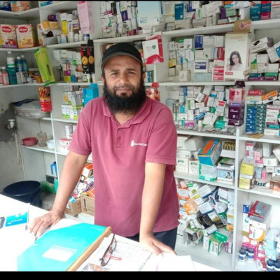 this pictures we can see the picture quality of resistance in our Bangladesh is very good. That is why Bangladeshi medicines are exported to many countries of the world. Here you can see the scene in the drug store.We can see a local drug store. All kinds of local drugs are available in this shop. Our Bangladeshi Joshi entrepreneurs are very good.  That's why I love to take Bangladeshi medicine. Here you can see a drug store in the picture.  And there are medicines for all kinds of diseases in this drug store and when we are sick we have to take different drugs. We buy these drugs from the drug store. In the picture you can see the scene of the drug store.  This shop is located at Dhulihar Bazar Road