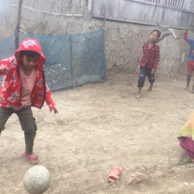 Good morning.The name of our country is Binglidesh.  It is a small country in Asia.  There are 64,000 grams in Bangladesh and 644,000 grams in 64,000 grams in Bangladesh.  Lots of boys and girls play sports in different ways every day.  Today we see a picture that the little children of Fatehpur village in Jessore district of Bangladesh are playing in different ways because Iranbagla makes cars for little boys.  While playing, they play with their various elements and practice a lot, and in their studies people play with small children and dolls.  Today we see a lot of boys and girls playing in their open field.  As a result of sports, their intellectual power will increase a lot and their education will increase a lot, so everyone in rural Bengal does it but they cannot criticize, so they become very intelligent.  Now the army is working for the country.