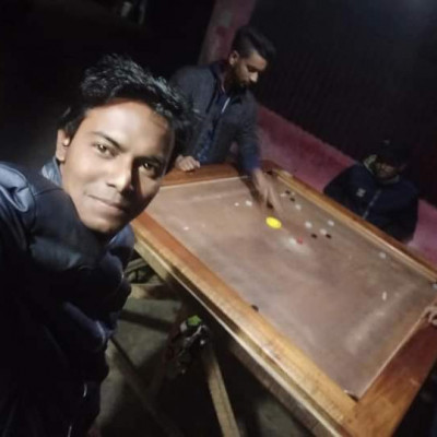 The picture presented here is captured from Satkhira District. In the picture you can  see that there are some boys who are playing carom board. The picture is captured from Satkhira District. The game is easy and nice to game. I wholeheartedly besought to post it in Release Bangladesh so that I can increase my release point to a greater extent. I feel like playing such game to spend my pastime.  I sincerely believe that you will feel well seeing the picture. The picture has made me immensely spellbound immediately after seeing the picture. This is such a game in which there is much pleasure and excellence as well as exquisitiveness. Most probably you might have played such eye dazzling game.