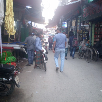 The picture that is already presented to you is that it is a picture of a bustling commodity market and this market is located in Satkhira and inside Satkhira but it is a very large quality market.  This market is also known as Satkhira Barabazar and you can see here in different departments and different types of shops are in the market and here but people from different religions come to shop and all kinds of goods are available here and you can see through a very good quality market picture. If you look at the picture you will see that the market is flowing on both sides of the road and there is a market of very large quality and a very nice pleasant environment and it is very nice to shop here. I was very happy to see the market. I took a picture of the prisoner in his hand and presented it to you. I hope you like it.