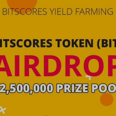 ➡️ Bitscores Airdrop ⬅️  Reward Pool : $250, 000 Referral : $5 in BIT  Link : http://bitscores.finance/referral?ref=mfUl-pDt3pM-c2pV  🔹Click menu & Connect wallet 🔹Click menu again & airdrop 🔹Complete all task  Done