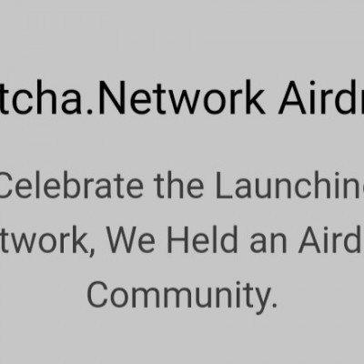 ➡️ Gatcha Network Airdrop ⬅️  Reward : 50 Gatcha Tokens (5$) Referral : 1$ Worth Gatcha Token BSC network  Link : https://iopmtq92cdv.typeform.com/to/ag3OR0XX  🔹Follow twitter & retweet 🔹Complete other task 🔹Enter Referral : @boekam  Done