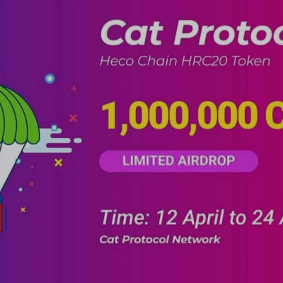 ➡️ Cat Protocol Airdrop ⬅️  Reward : 100 CAP Referral : 10 CAP  Link : https://t.me/CatProtocolBot?start=r07420836680  🔹Join Telegram group & channel 🔹Complete other task 🔹Submit your details  Done