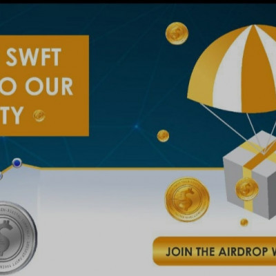 ➡️ Swift Token Airdrop ⬅️  Reward Pool : $2,400,000 worth of SWFT  First 5,000 participants will receive 100 SWFT and the last 50,000 receives 50 SWFT.  Link : https://forms.gle/SHekEPFLQqbFfaxE7  🔹Join Telegram group & channel 🔹Complete other task 🔹Submit your details 🔹Enter Referral : @boekam  Done