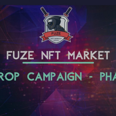 ➡️ Fuze NFT Airdrop ⬅️  Reward : 50 Fuze (~$25)  Link : https://docs.google.com/forms/d/e/1FAIpQLSdQwzXjEBExZqpN_VZ07we_VesYk53uaJy4wxXn_vNzkih8hw/viewform  🔹 Join Telegram group and channel. 🔹 Complete other task 🔹 Submit your data  Done  Note : 3,000 lucky people will be rewarded.