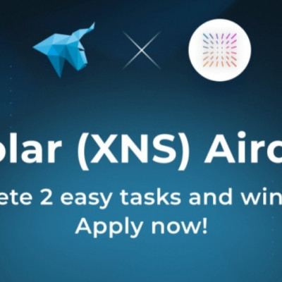 ➡️Insolar x Hitbtc Airdrop⬅️  Reward : 2 XNS  Link : https://docs.google.com/forms/d/e/1FAIpQLScxjAZTyaV7zJEfsmVfZrawXazNH_i-Yi8Qiymxpi6X79WeWg/viewform  + Join telegram chat & channel + Complete other task + Submit your data  Done