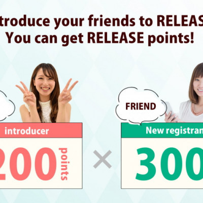 The refer-a-friend campaign has started. Release Social Media.  Please check the blog below. https://release.sc/blog/55823/