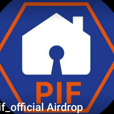 ➡️ Pif Official Airdrop ⬅️  Reward : 10 PIF Referral : 3.5 PIF  Link : https://t.me/Pif_official_Airdropbot?start=r0198692015  + Join telegram chat & channel + Complete other task + Submit your data  Done