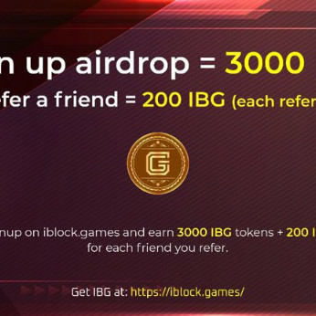 ➡️ iBlock Games Airdrop ⬅️  Reward : 3000 IBG Referral : 200 IBG  Link : https://t.me/iBlockGamesAirdropBot?start=r0563799612  + Join telegram group + Complete other task + Submit details  Done