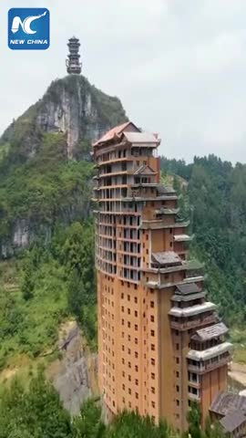 No_Way!_A_24-story_wooden_building_constructed_without_a_single_nail._Follow_us_for_more.