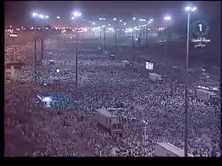 # Subhanallah  Undoubtedly it is the most beautiful scene in the world.   May Allah grant us all the grace to perform Hajj.
