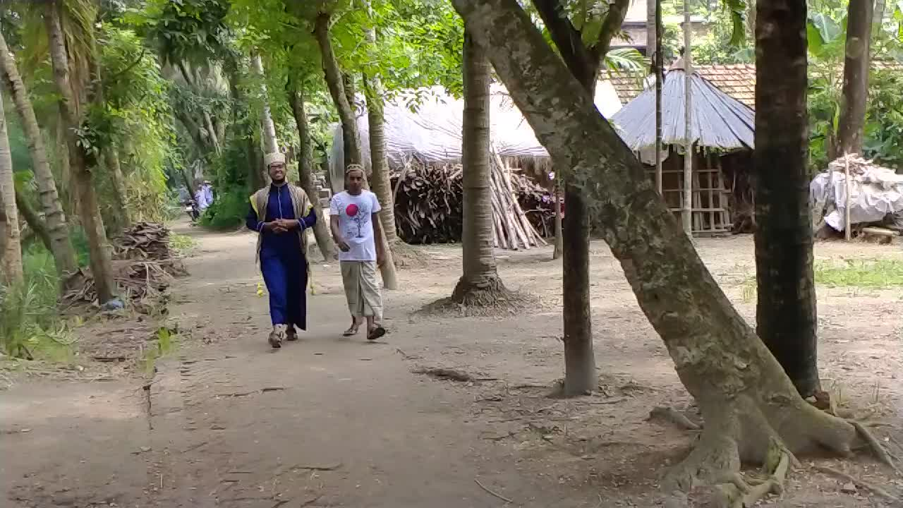 I bought a new phone. I made a video of my mama and uncle with great joy on the day of Eid. Today I uploaded a video in front of you.  Hazratla Bangladesh