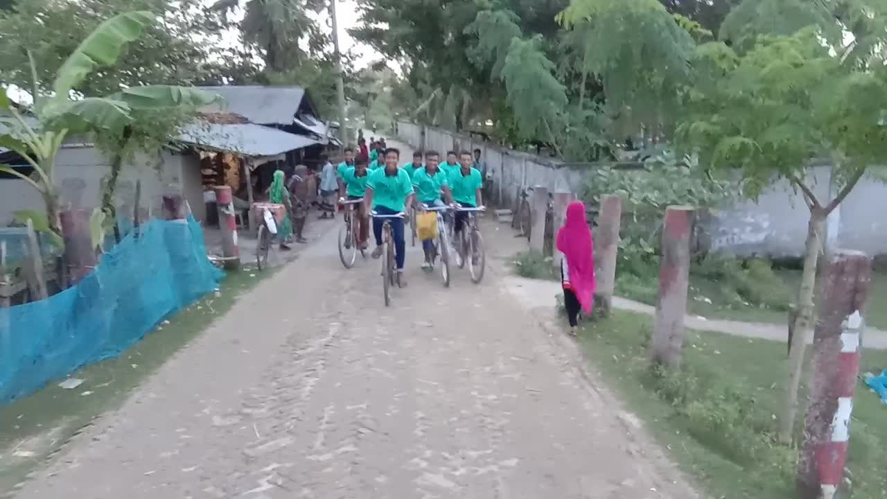 Bicycle Race, Release Bangladesh,