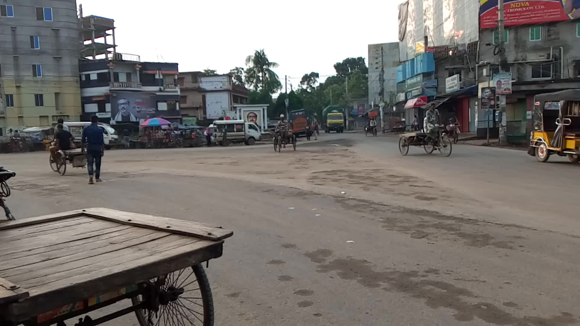 corner of Khulna Road