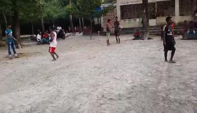 Watch the video of historical and traditional kabaddi game of rural Bengal.