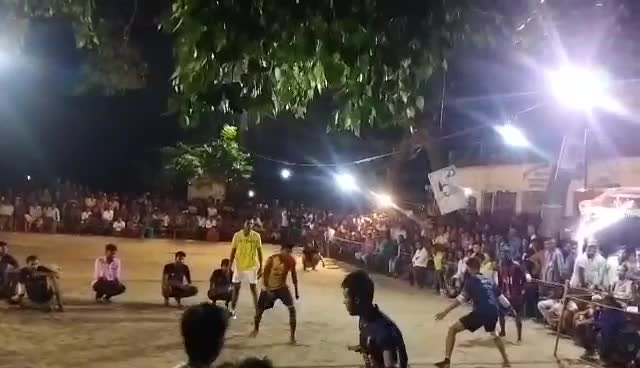 Watch Gadan, a traditional game of rural Bengal, in this video.