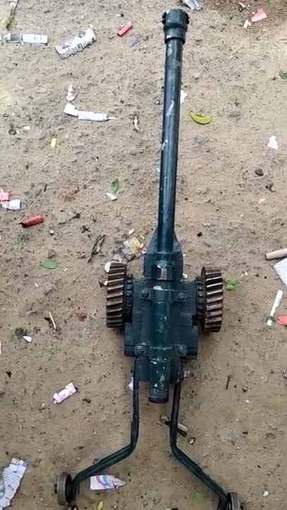 Mini Bofors gun, A special technique for firing fireworks🧨🧨