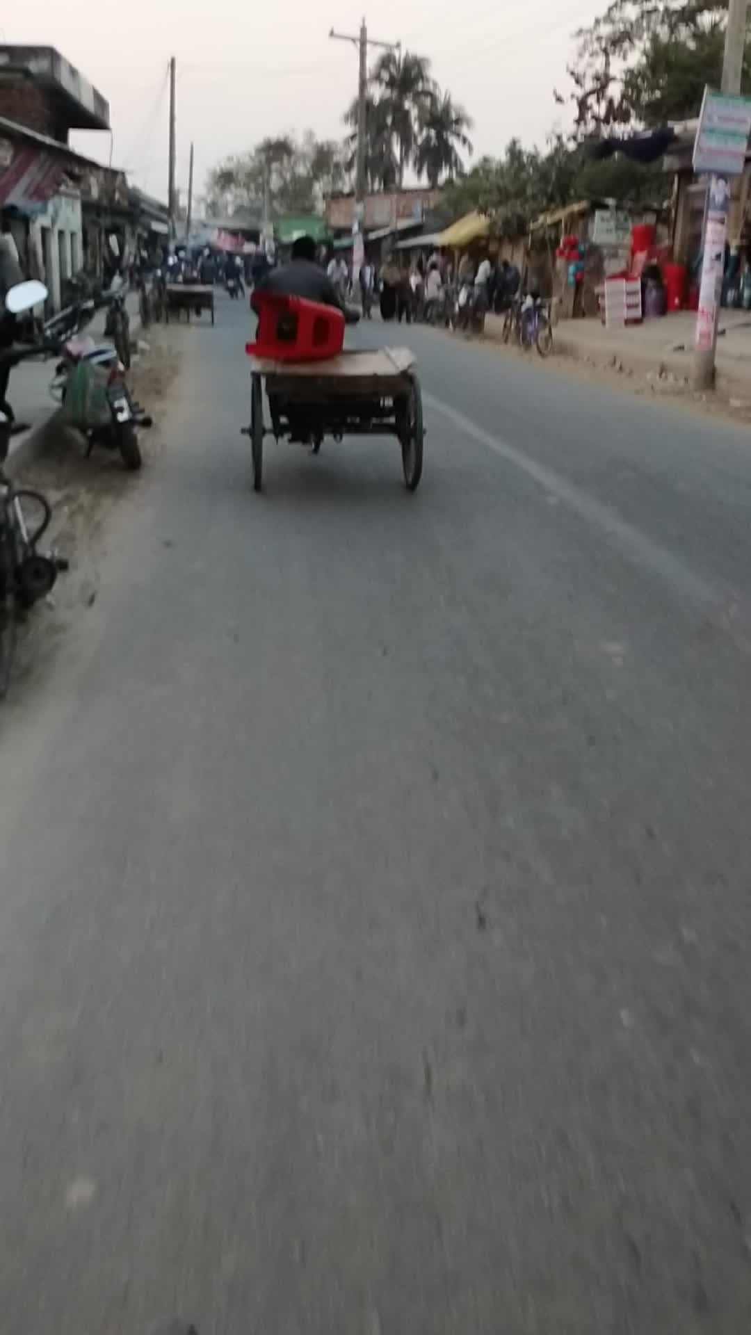 An extraordinary video of Brahmarajpur Bazar in Sadar upazila of Satkhira district