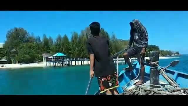 Dodola island north maluku indonesia