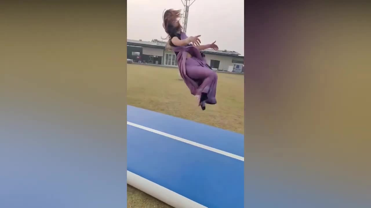 Funny jumping videos