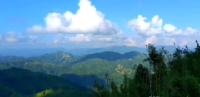 The video is about the natural beauty of Bandarban districtI am making a video from the top of a hill while going for a walk with my family in Bandarban.