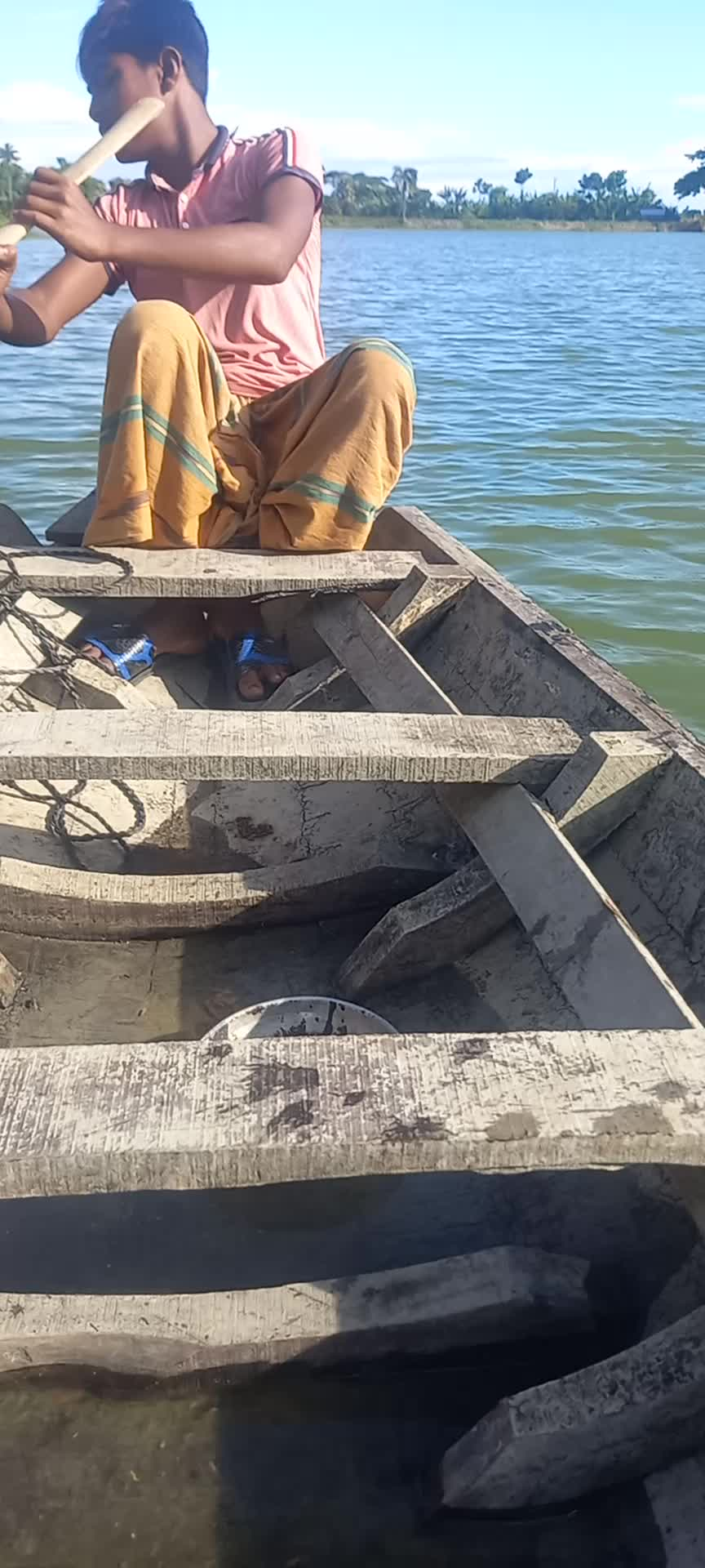 Boating is a nature scene in Bangladesh and this video shows you this scene.