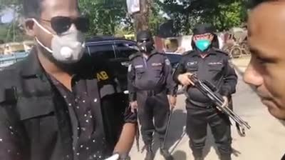 Bangladesh self defense  forces.