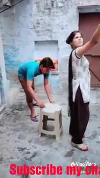Popular Funny video. Boys and gril with attend this video.