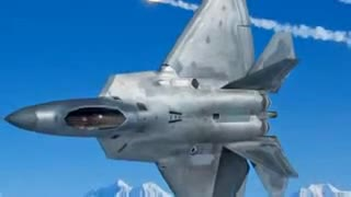 Some of the world's largest warplanes are shown.
