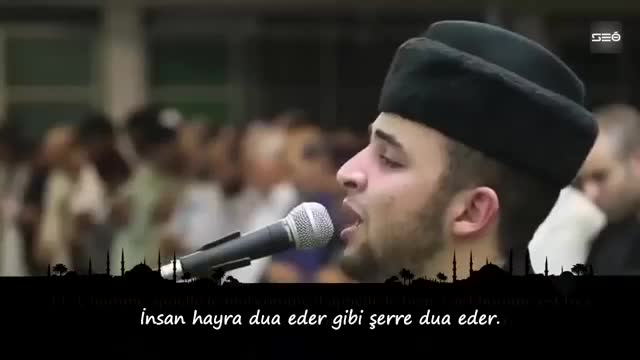 What a beautiful Quran recitation this man is the first in the world